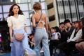 Street fashion show
