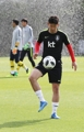 Son Heung-min with World Cup squad
