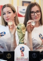 Commemorative medals for 2018 FIFA World Cup in Russia