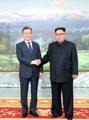 S. Korea, N. Korea hold 2nd summit