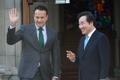 El primer ministro se reúne con su homólogo irlandés
