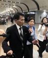 Es probable que la delegación de Corea del Norte se dirija a EE. UU.