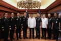 Corea del Sur proporciona coches patrulla a Filipinas