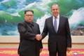 Kim et Lavrov