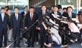 Départ pour la réunion intercoréenne