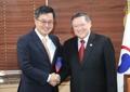 El ministro de Finanzas filipino en Corea del Sur