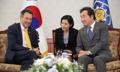 Avec le président du CICR