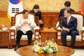 Sommet Corée-Philippines