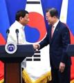 Cumbre Corea del Sur-Filipinas