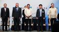 Duterte en un foro empresarial