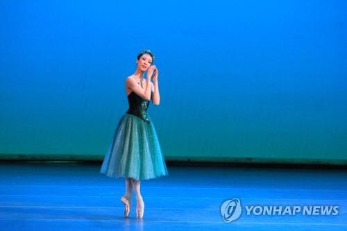 박세은 '무용계 아카데미상' 수상…한국 무용수론 네번째