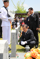 哨戒艦撃沈事件の犠牲者を追悼