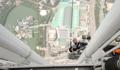 Grimpeur français sur la Lotte World Tower