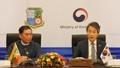 Réunion environnementale Corée-Birmanie