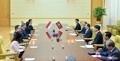 Réunion diplomatique Corée du Nord-Singapour