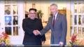 正恩氏 シンガポール首相と会談