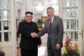 El líder norcoreano y el PM singapurense