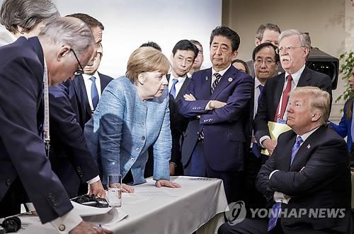 무역전쟁하는 대서양동맹 2라운드 줄다리기