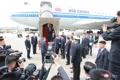 El líder norcoreano en Singapur