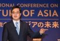 韓国経済副首相 東京で講演