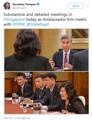 Diálogos a nivel de trabajo entre Pyongyang y Washington