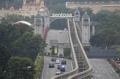 De camino a Sentosa para la cumbre Corea del Norte-EE. UU.