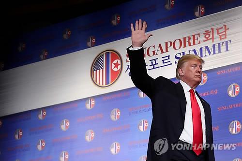 '핵전쟁 막았다, 오바마는 못한 것'…트럼프 북미회담 '세일즈'