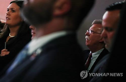 트럼프, 내주 '포스트 6·12' 논의…폼페이오·볼턴 불러