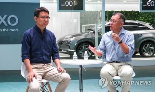 현대자동차, 2018 CES 아시아 참가