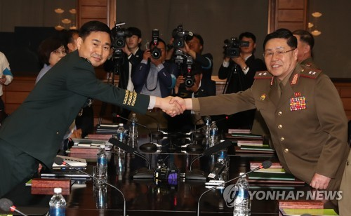 Inter-Korean military talks
