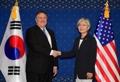 Diálogos entre los cancilleres de Corea del Sur y EE. UU.