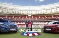 Hyundai patrocinador del Club Atlético de Madrid
