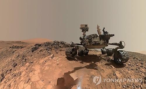 화성 탐사로봇, 모래폭풍에 휩싸여 '절명' 위기