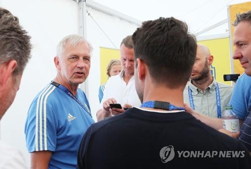 [월드컵] 스웨덴 베이스캠프 훈련 책임자 라세 릭트 씨