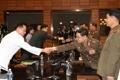 Fin de la réunion militaire intercoréenne