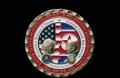 朝米会談の記念メダル