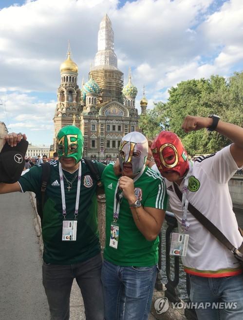[월드컵] '멕시코에서 왔습니다'