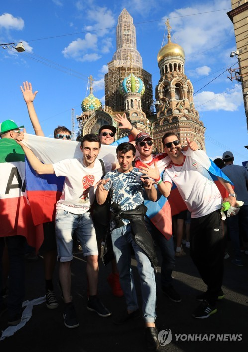 [월드컵] '축구 앞에서 세계는 하나'