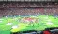 Cérémonie d'ouverture de la Coupe du monde