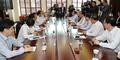 Reunión sobre la declaración intercoreana