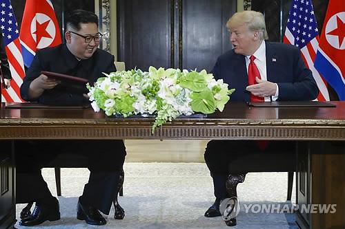 """조선신보 """"일방적 핵폐기요구 안통해…북미관계 개선이 관건"""""""