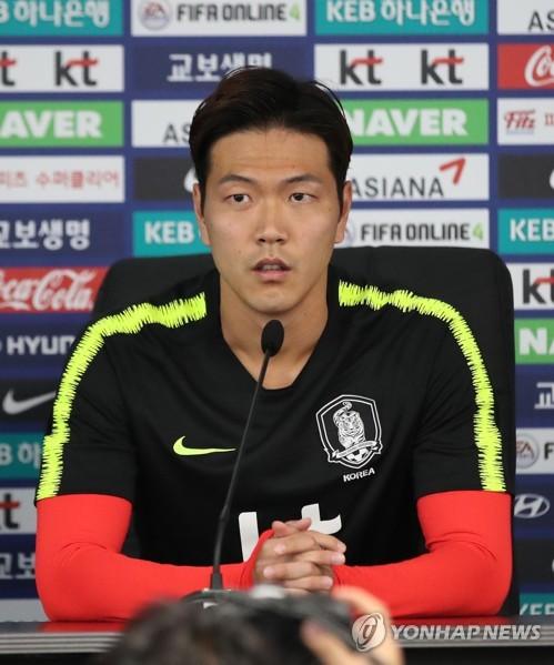 """[월드컵] '2연속 풀타임' 김영권 """"3전 전패 막을 것"""""""