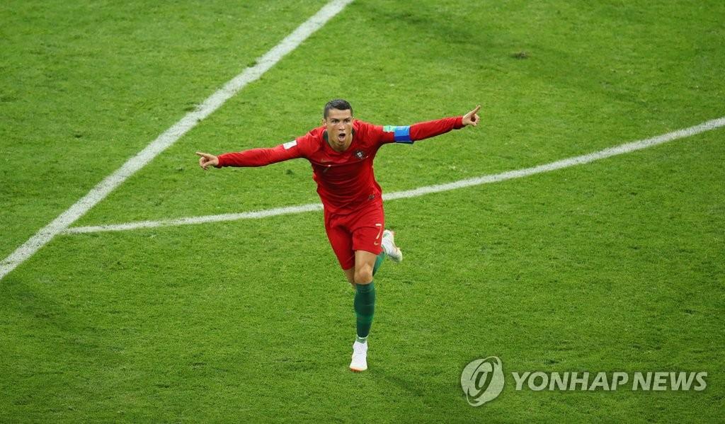 [월드컵] 호날두, 내가 세계 최고다!