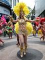 Samba dancers in Seoul