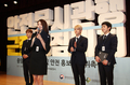 Yoona at safety campaign