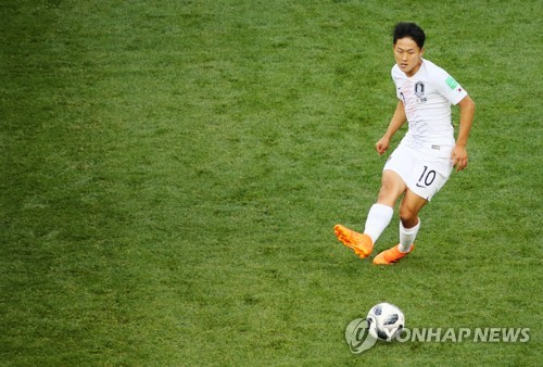 [월드컵] 막내 이승우의 패기