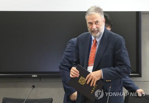 한국 찾은 제임스 피시킨 교수