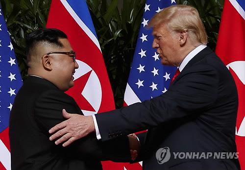 트럼프, 김정은에 함께 해낼 것 화답…폼페이오 할 일 산적(종합2보)
