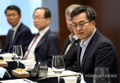 """김동연 """"한러 정상회담 후 남북러 3각 협력 급물살 기대"""""""