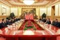 Cumbre entre Corea del Norte y China